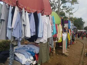 Vår strävan efter nyproducerade kläder måste stoppas!