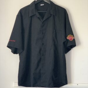 Vintage shirt. Hard Rock Cafe, Black Large